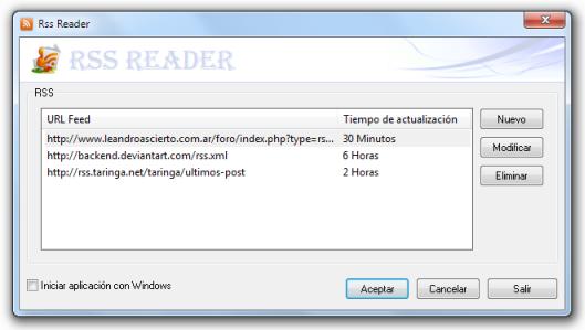 Atom Reader