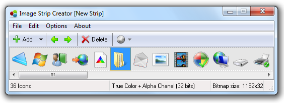 Image Strip Creator